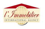Logo agence immobilière L'Immobilier International Agency