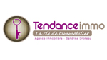 Logo agence immobilière Tendance immo