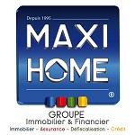 Logo Maxihome Gilles Morganti Agent Mandataire