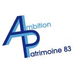 Logo agence immobilière Ambition patrimoine