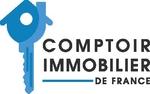 Logo Comptoir immobilier de France