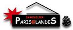 Logo Paris landes immo