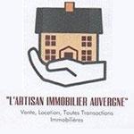 Logo agence immobilière SAS L'Artisan immobilier Auvergne
