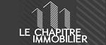 Logo agence immobilière Le chapitre immobilier