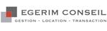 Logo Egerim Conseil / FNAIM34