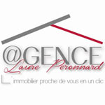 Image agence immobilière agence laure peronnard