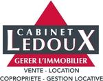 Logo agence immobilière CABINET LEDOUX