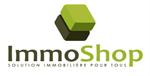Logo agence immobilière Immo-Shop
