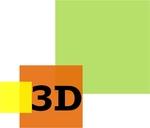 Logo 3D Immobilier - Agences Priv�es