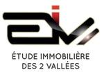 Logo Etude Immobiliere Des Deux Vallees