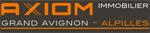 Logo Axiom Immobilier
