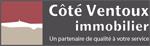 Logo Côté Ventoux Immobilier