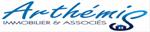 Logo Arthemis immobilier et associes