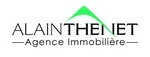Logo ALAIN THENET - Agence Immobili�re