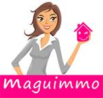 Logo agence immobilière Maguimmo