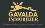 Logo GAVALDA IMMOBILIER -  FNAIM