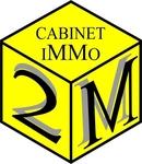 Logo Cabinet Immo 2M
