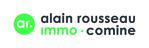 Logo Alain Rousseau Immobili�re Comine