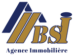 Logo agence immobilière BSI Immobilier