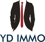 Logo agence immobilière YD immo