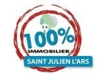 Logo 100% Immobilier (2�me compte)