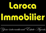 Logo Laroca Immobilier