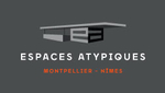 Logo CGF Immobilier - ESPACES ATYPIQUES MONTPELLIER