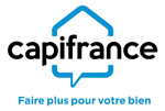 Logo L'agence Capifrance