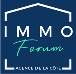 Logo IMMOBILIERE DU FORUM (Si�ge) - GN Immo