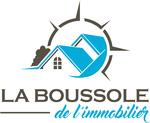Logo agence immobilière LA BOUSSOLE DE L IMMOBILIER