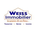 Logo agence immobilière Cabinet Weiss Immo