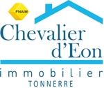 Logo Immobilier Chevalier d'Eon