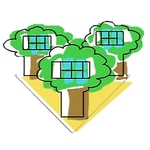 Logo agence immobilière Les Chênes Immobilier