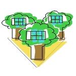 Logo agence immobilière Les Ch�nes Immobilier