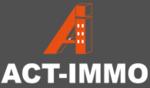Logo agence immobilière Act Immo - FNAIM