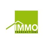 Logo agence immobilière Immo Transaction