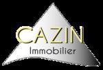 Logo SARL Cazin Immobilier ( groupe de 3 agences)