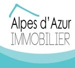 Logo ALPES D'AZUR IMMOBILIER (SARL)