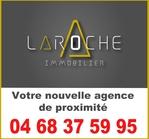 Logo LAROCHE IMMOBILIER
