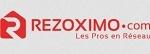Logo REZOXIMO (Siège)