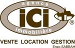 Logo agence immobilière Immobilier Christophe Illivi (I.C.I)