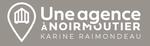 Image agence immobilière Une agence � Noirmoutier