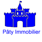 Logo agence immobilière Paty Immobilier