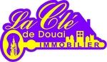 Logo La Clé de Douai Immobilier