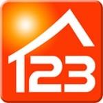 Logo 123 WEBIMMO VERDUN