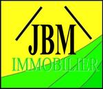Logo agence immobilière JBM Immobilier
