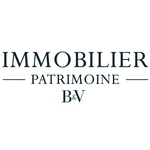 Logo agence immobilière Immobilier Patrimoine B&V