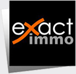 Logo Exact Immobilier