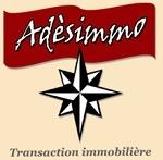 Logo agence immobilière Adesimmo