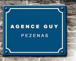 Logo Agence Guy